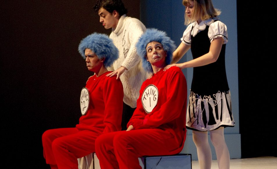 Dr. Seuss's The Cat in the Hat – The Empire Theatre