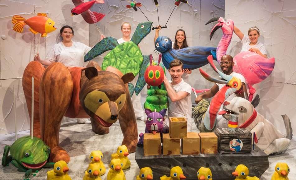 The Very Hungry Caterpillar – The Empire Theatre