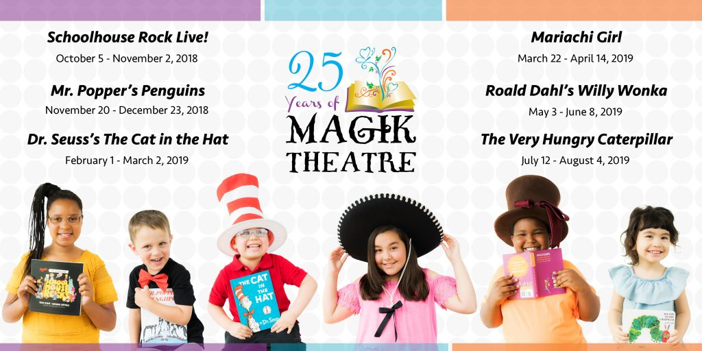 The Magik Theatre Showtimes And Purchase Tickets