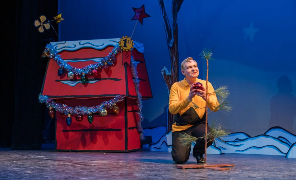 A Charlie Brown Christmas at The Magik Theatre